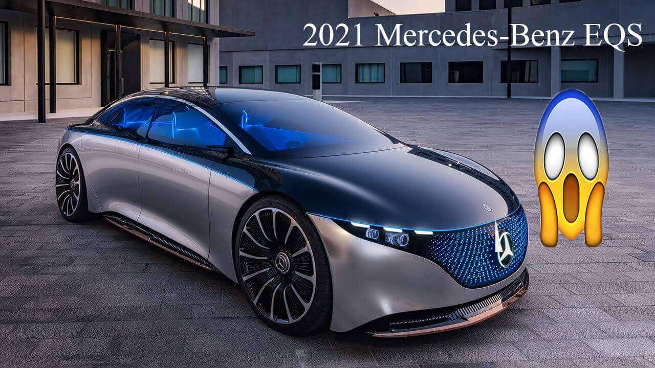 Mercedes EQS (2021)-ELECTRIC-luxury-CAR